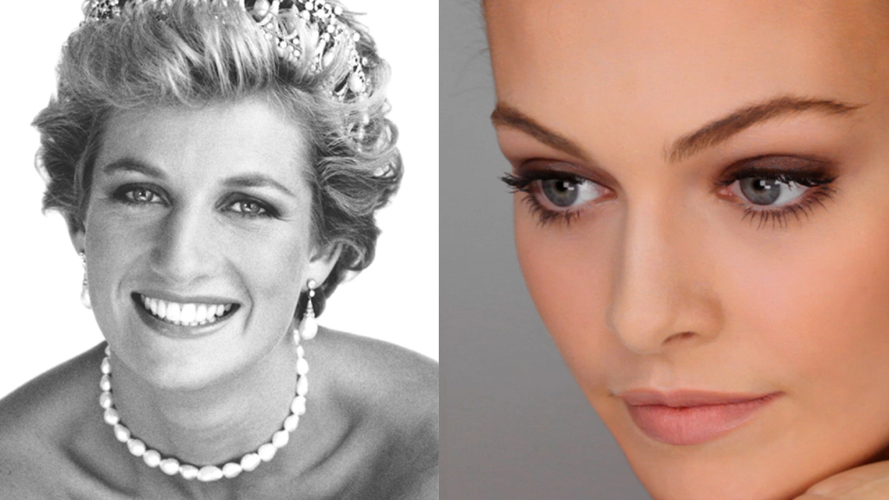 The princess diana makeup look with guest artist mary greenwell the princess diana makeup look with guest artist mary greenwell youtube baditri Images