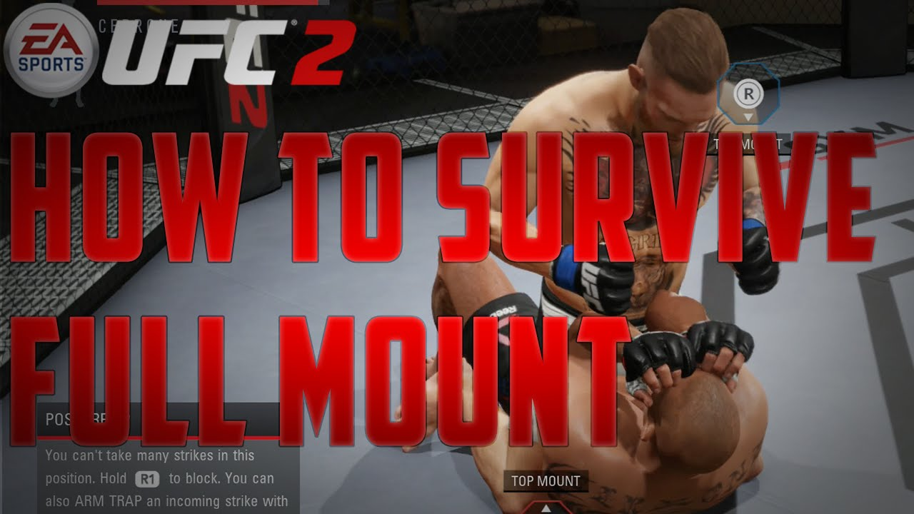 ufc 2 how to stop ground transitions