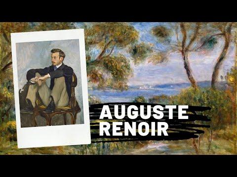 Pierre Auguste Renoir, Vie Et Œuvres Importantes, Résumé I REPRO-TABLEAUX.COM