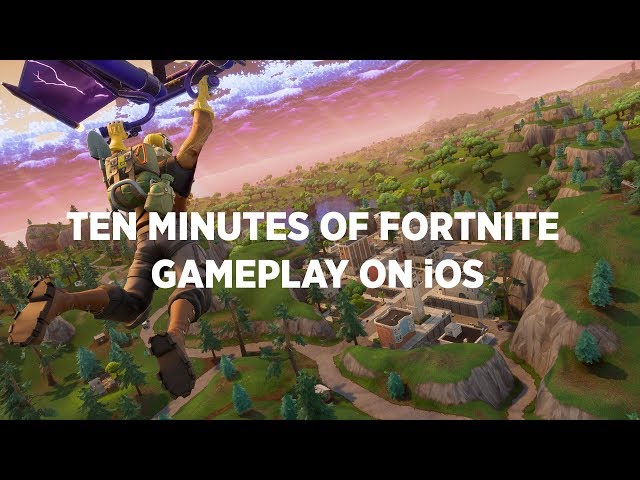Fortnite Battle Royale On Ios How To Download And Play It On Your