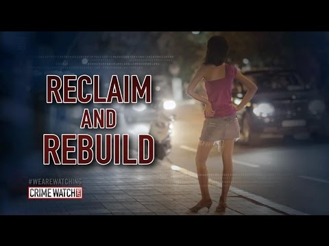 Teen Rescued During Sex Trafficking Sting - Crime Watch Daily With Chris Hansen