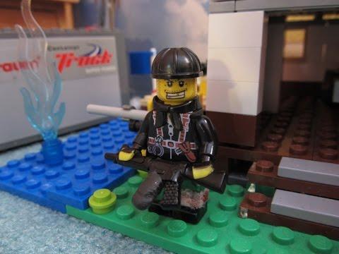 LEGO STALKER: история Шулера-2 серия