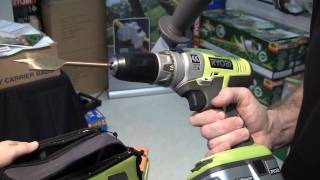 Toolstop @ Ideal Home Show - Ryobi CDA1802 Drill/Driver(http://www.toolstop.co.uk/ryobi-cda18021b-18v-autoshift-2-speed-drill/driver-1-x-1.4ah-li-ion-battery-p10354 - click for more info. We touch base with Ryobi and ..., 2010-03-23T15:45:51.000Z)