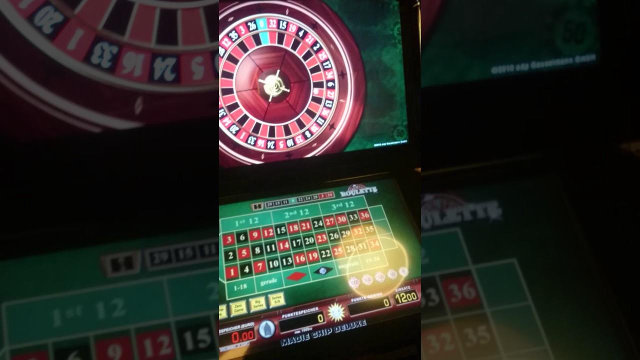 Roulette Trick