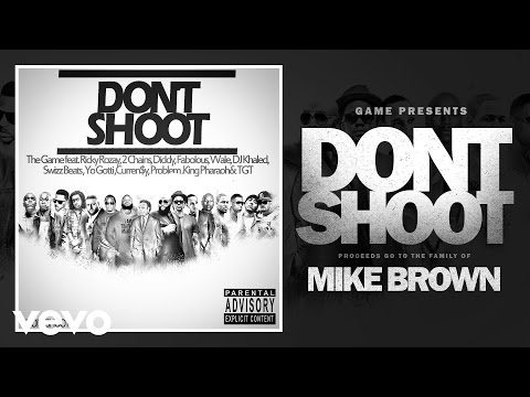Don't Shoot (Audio)