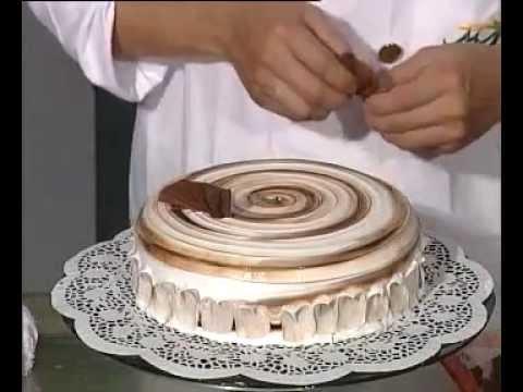Hướng dẫn làm bánh kem - Phần 3