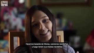 Joven, Bianca Maderal, que lucha contra el cáncer cerebral y ayuda a pacientes / El Nuevo Herald
