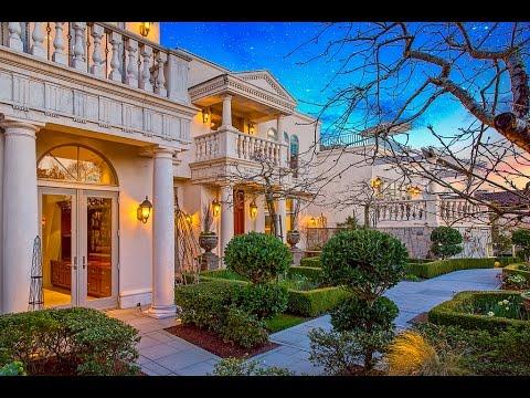 Neoclassical Clyde Hill Estate