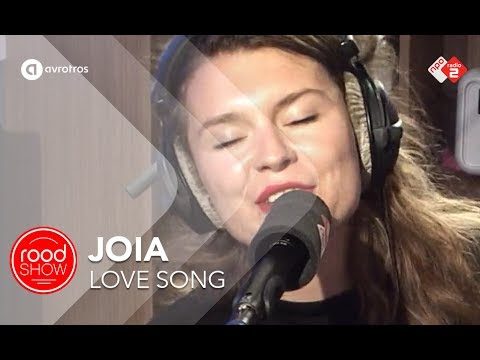 Joia - 'Love Song' live @ Roodshow Late Night