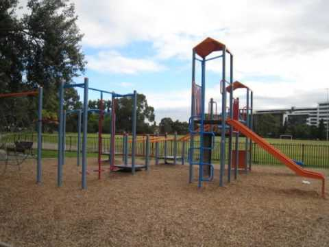 Debneys Park Playground, Victoria Street, Flemington