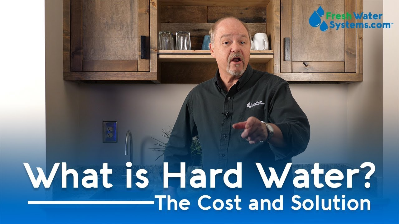 The Truth About Salt Free Water Softeners Youtube