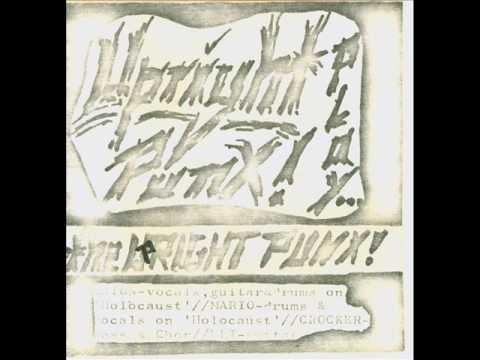 Upright Citizens - The Upright Punx (Tape 1982)
