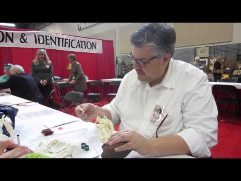 Ivory Appraisal At America's Largest Antique & Collectible Show 2015