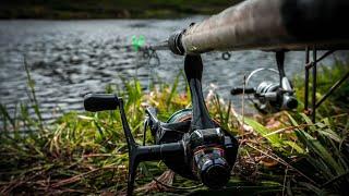 Красивая рыбалка на малой речке. Ловим леща на фидер.