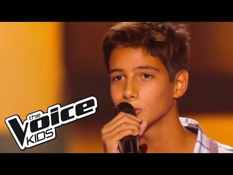 The Voice Kids 2016 | Rodrigue - Just a Gigolo (Louis Prima) | Blind Audition