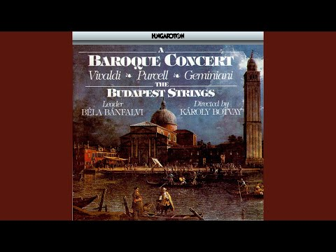 Concertino in G major for Strings: II. Grave, staccato
