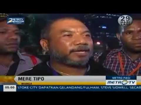 Prabowo Di Mata Rakyat Papua