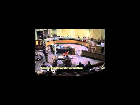 #Occupy Protesters Disrupt Oakland City Council