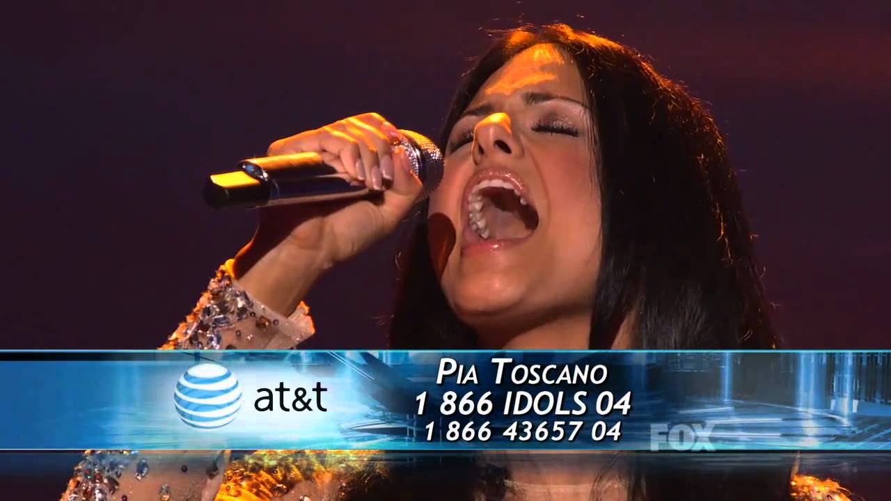(HD) Pia Toscano -