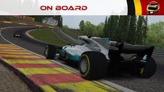 On Board #104 : ACFL - Valtteri Bottas (Spa) [4K]