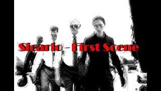 Sicario  - First scene FBI (German)