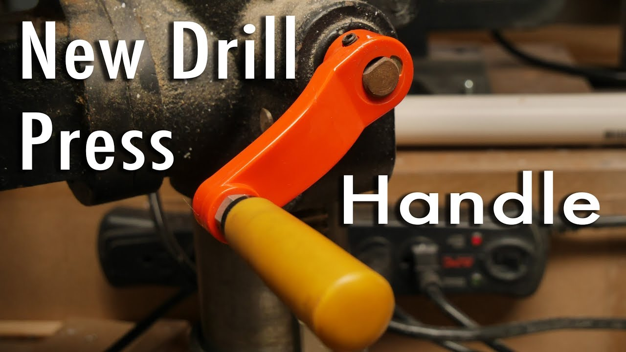An Old Way To Make A New Crank Handle | Hackaday
