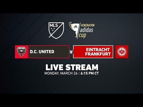 DC United vs Eintracht Frankfurt - Champions Division | 201…