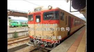 列車車内チャイム集 Ver3