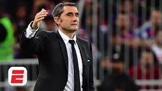 Should Ernesto Valverde leave Barcelona after the club approached Xavi? | La Liga
