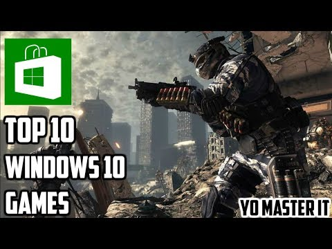 Top 10 Games On Windows 10 Store