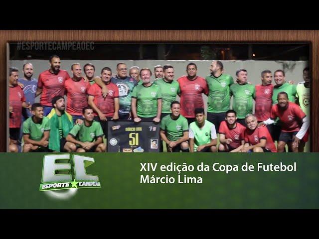 XIV edição da Copa de Futebol Márcio Lima