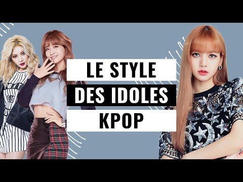 IDOL KPOP Fashion – Quelle Idol KPop A Le Meilleur Style ?
