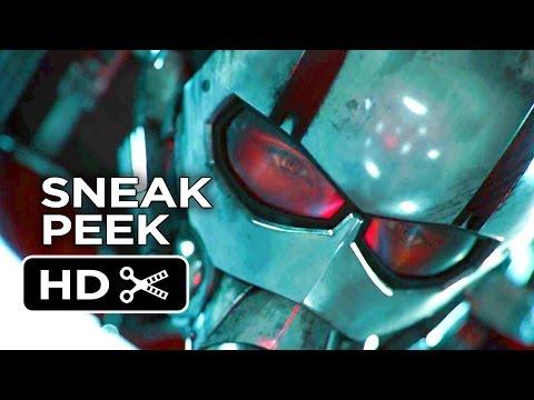 Ant-Man Official Sneak Peek - Trailer 1 (2015) - Marvel Movie HD