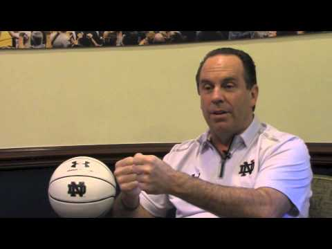 Mike Brey On How Coaches Can Correct Athletes' Bad Body ...