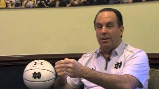 Mike Brey On How Coaches Can Correct Athletes' Bad Body Language
