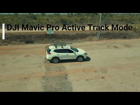 Mavic Pro, active tract profile mode