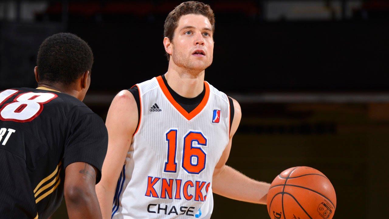 hot sale online 2a2af 035b5 Jimmer Fredette NBA D-League Season Highlights w/ Westchester Knicks