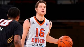 Jimmer Fredette NBA D-League Season Highlights w/ Westchester Knicks