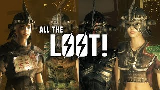 Lonesome Road Part 11: All the Loot & Perks! - Fallout New Vegas