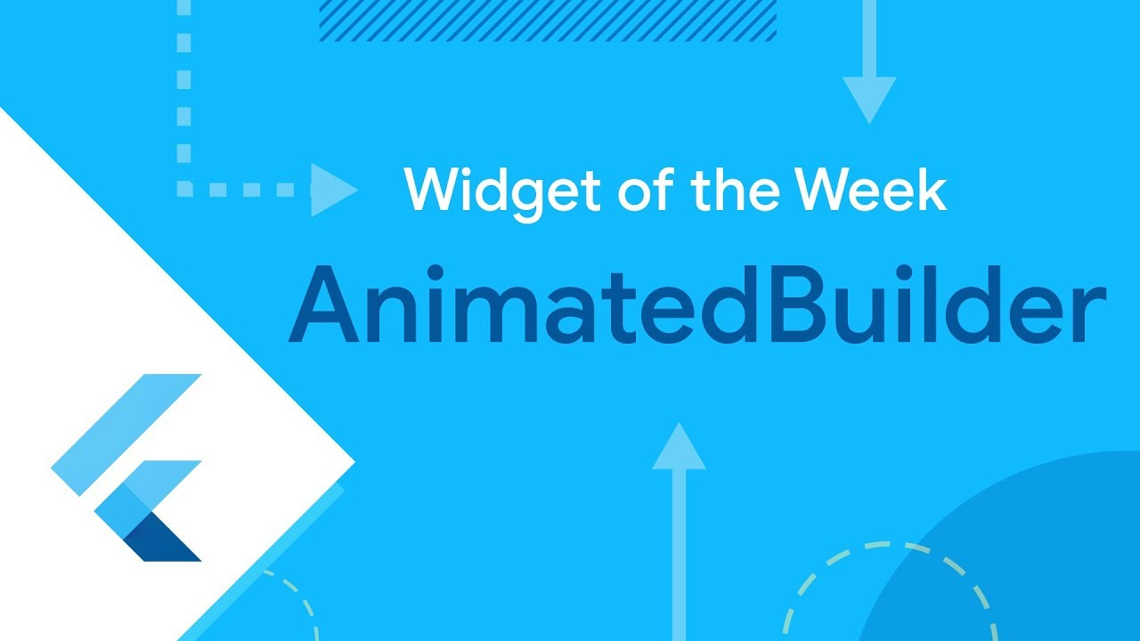 Introduction to animations - Flutter