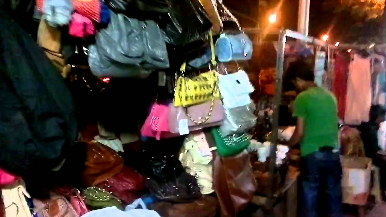 colaba causeway Mumbai shopping- themumbaiguide.com - YouTube