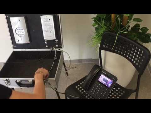 Audio Video integrated-Pancode IP- ITS Telecom