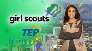 Girl Scouts of Southern Arizona partner with TEP to distribute CFL