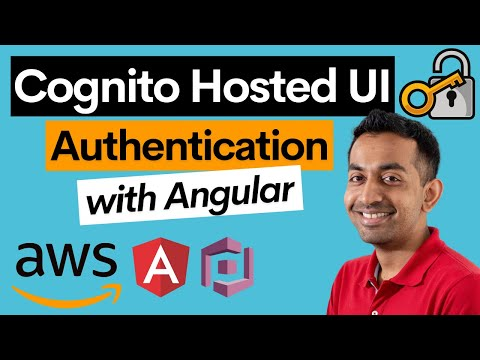 Angular 6 authentication with Cognito Hosted UI   AWS