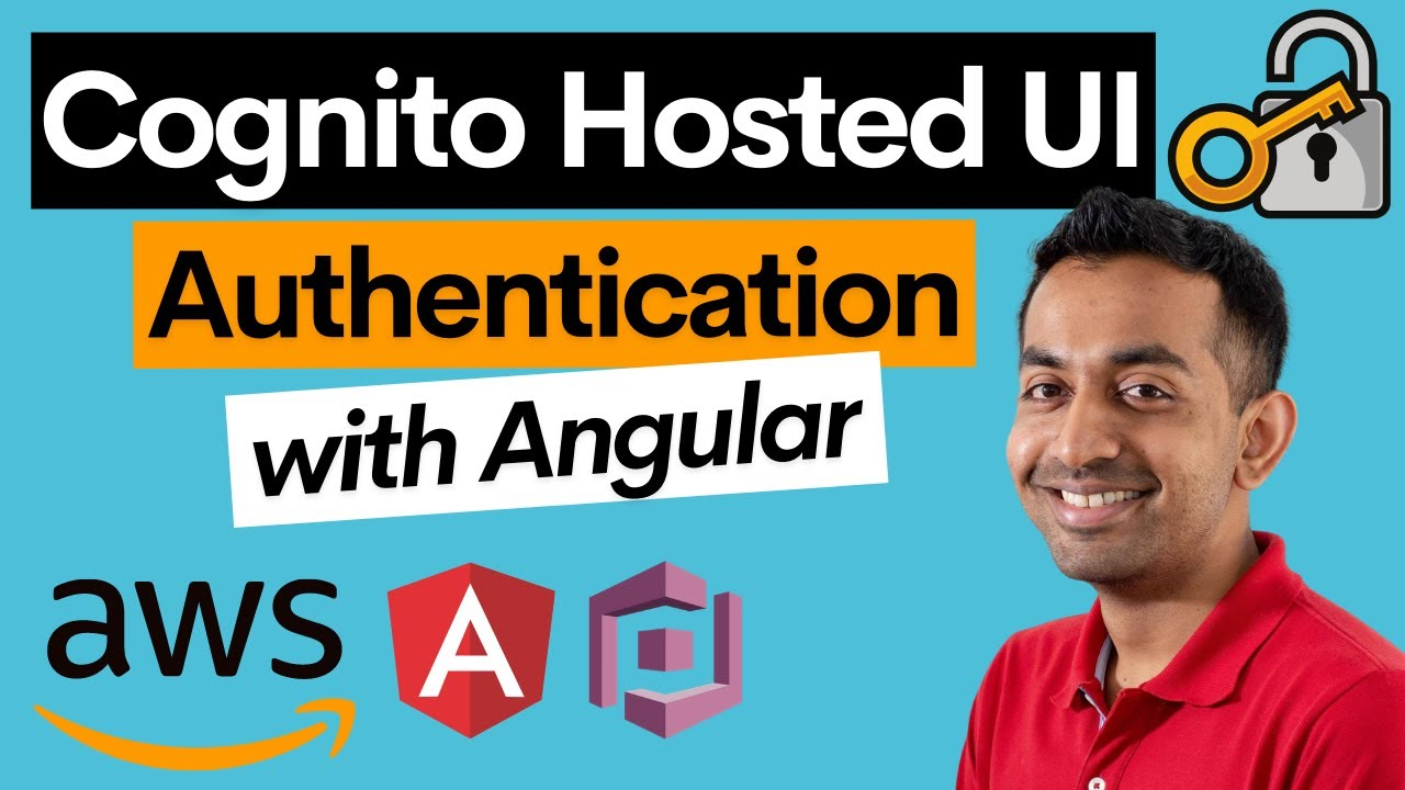 Angular 6 authentication with Cognito Hosted UI | AWS | Angular