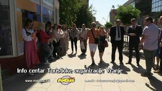 RTV focus VRanje   Info centar Turisticke organizacije Vranje   11092017