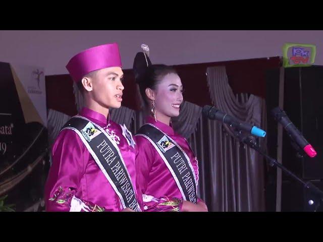 Pemilihan Putra Putri Pariwisata Kota Bontang 2019
