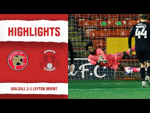 Walsall Leyton Orient Goals And Highlights