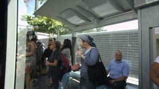 Израиль. Иерусалимский скоростной трамвай Часть 7