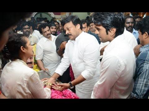Celebrities Pay Homage To Srihari